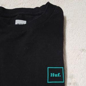 HUF Tops - HUF Worldwide L/S Tee